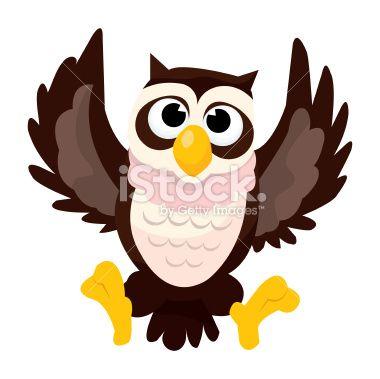Cool Cartoon Owls Clip Art | Cool Cartoon Owl