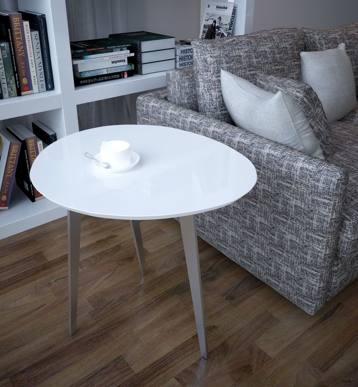 Matching side table for our new coffee tables.  They can come in any colour!