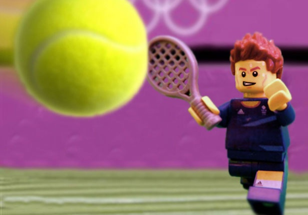 Our favourite Team GB London Olympic gold medal winners in Lego