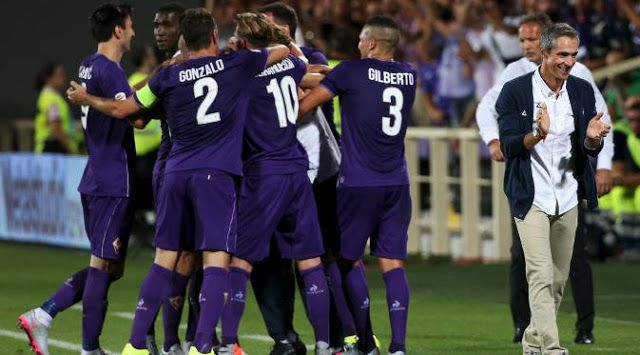 "Frosinone vs Fiorentina live stream Serie A Online   Frosinone vs Fiorentina live stream Serie A Online on March 20-2016  Sousa does not trust the Frosinone and on the eve of the match Matus explains: ""It will be a battle it will be a different game plan than the aggressiveness with Verona. There will be a few spaces to play. I'm glad the story of Frosinone  terrible day. Until the end of the season we will have to give more than 100%. We will have to live up to our opponents not go wrong…"