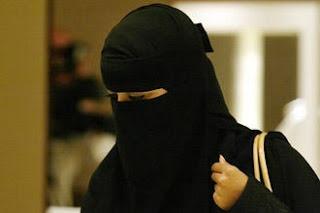 Patterns for Abaya, niqaab and khimar.