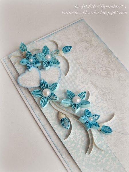 ArtLife: Открытки-близняшки Свадебные *** Twin Cards For Wedding
