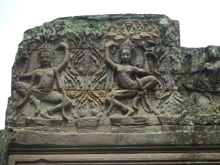 Angkor, Siem Riep, Cambodia