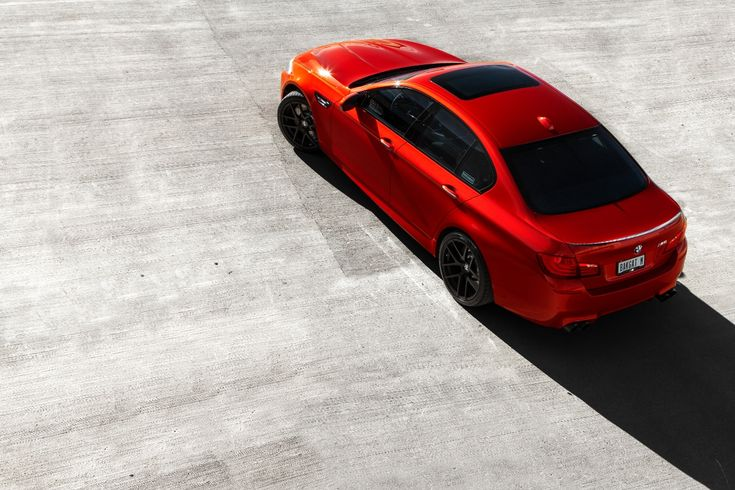Photo Shoot - Sakhir Orange F10 M5 - Modulare B18 and Akrapovic Exhaust - M5POST - BMW M5 Forum