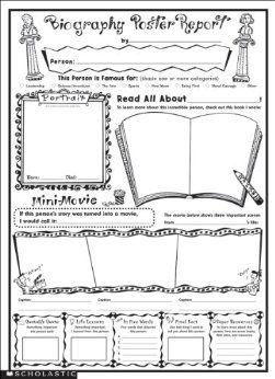 8th grade research paper project rubric