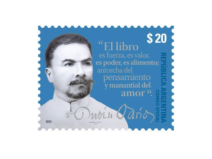 COLLECTORZPEDIA Rubén Darío