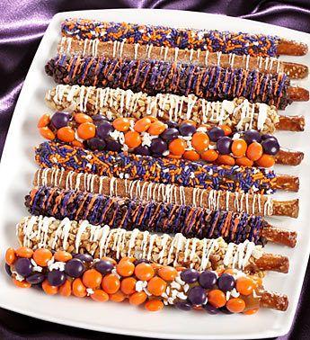 #Gourmet Happy Halloween #Pretzel #Rods... http://freesamples.us/