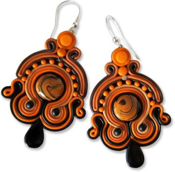 Magdalene soutache -- Halloween never looked so classy!