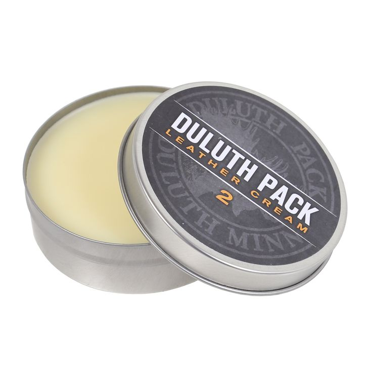 Duluth Pack 4oz Leather Cream  | Made in USA | Guaranteed For Life | Duluth Pack