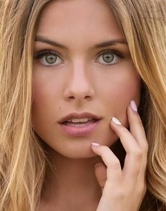Resultado de imagem para rostros de mujeres bonitas