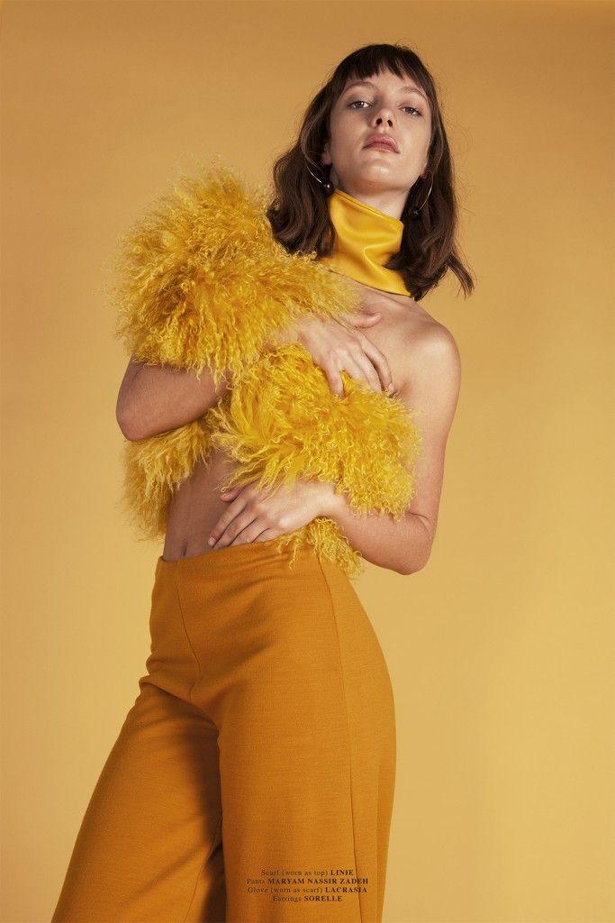 PHOTOGRAPHER: EMMA ANDERSON STYLIST: JAMIE ORTEGA MAKEUP: TAKAHIRO OKADA HAIR…