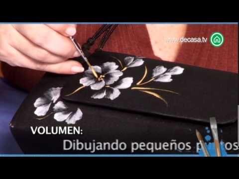52 best multigarga trabajos de nuria martinez y mios - Como pintar abanicos ...