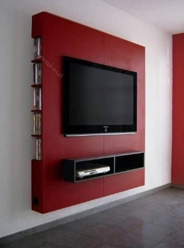 mueble LCD panel