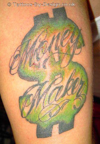 16 best Stacks Of Money Tattoo Designs images on Pinterest ...