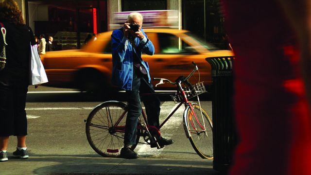 今週末見るべき映画「ビル・カニンガム&ニューヨーク」の画像
