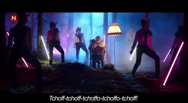 Viral Video of the Week: Ylvis – The Fox
