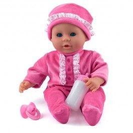 Dolls World Little Treasure Dolls - Dark Pink