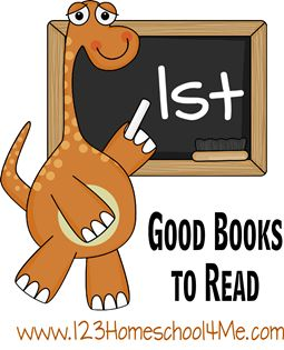 100 Good Books for 1st Graders to Read #bookrecommendations #1stgrade #homeschool