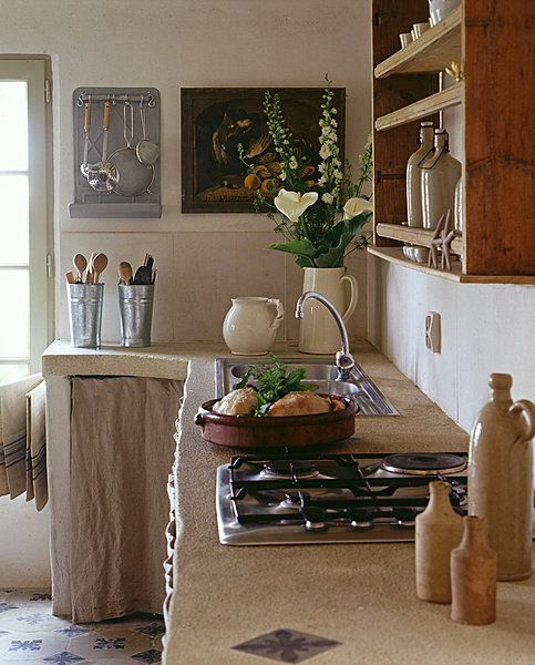656 Best Images About Country Cottage Kitchen On Pinterest