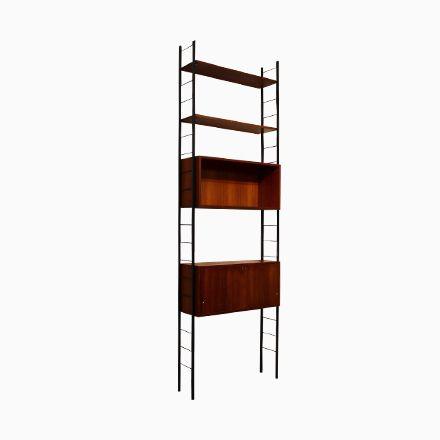 die besten 25 leiter b cherregal ideen auf pinterest leiter regal dekor diy b cherregale und. Black Bedroom Furniture Sets. Home Design Ideas