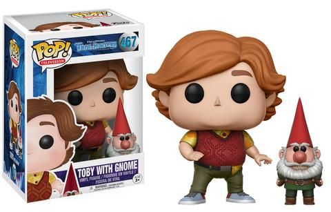 POP Television: Trollhunters - Toby with Gnome