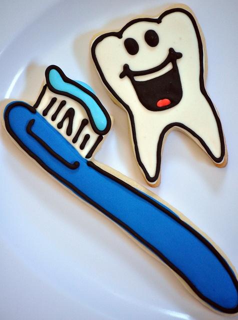 Dental cookies