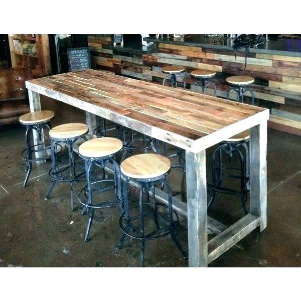 Narrow Counter Height Table Small Bar Tall Dining Best Set T Counterheighttable Reclaimed Wood Bars Wood Bar Table Restaurant Tables