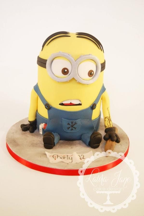 204 best Cake Despicable Me images on Pinterest Cake minion