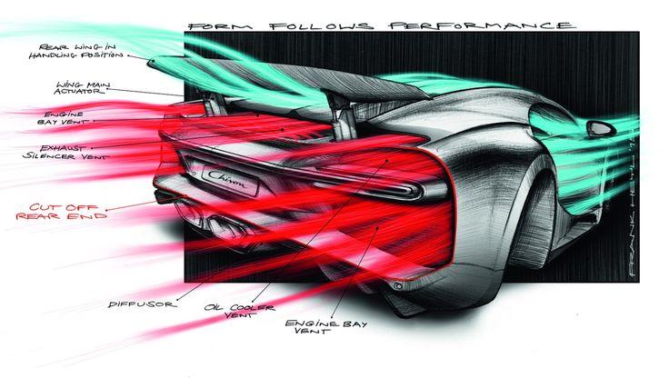 Bugatti Chiron Is Official: 1,500 Horsepower, 260 MPH, $2.6 Million [95 Pics]