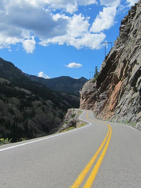 Million Dollar Highway, CO