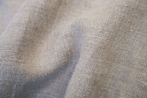 4C22 natural softened linen