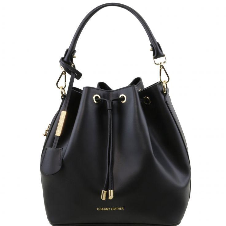Diese italienische ruga leder Handtasche hat 1 Kompartiment Innenreissverschlussfach 2 Multifunktionsfächer Hardware Goldfarbig - € 135,66