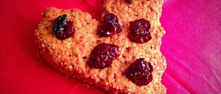 Biscotti di San Valentino Senza Burro - Dolci Senza Burro