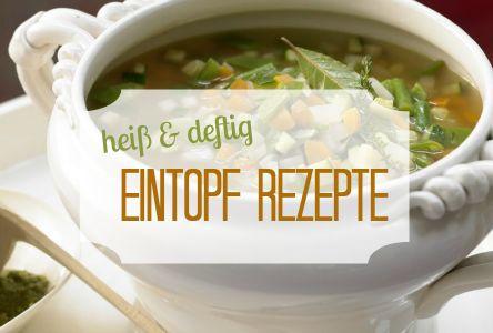 Hier findet Ihr leckere Suppen von EAT SMARTER, die Euch das Herz erwärmen werden ;) http://eatsmarter.de/rezepte/kochen/suppen/eintoepfe