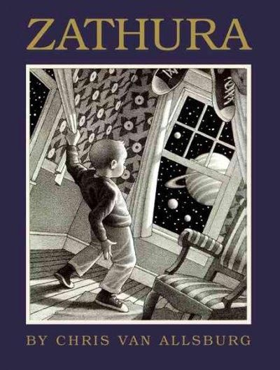 On the last page of the Caldecott-winning book Jumanji, young Danny Budwing is seen running after his brother, Walter, with a game tucked under his arm. Now after twenty years, Chris Van Allsburg is r