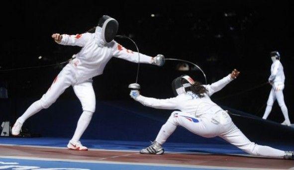 L'équipe de France Olympique aux JO de Londres 2012