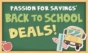 Certain states are participating in the tax holiday which makes many back-to-school items TAX FREE! Check here to find out where and when it may be available to you!