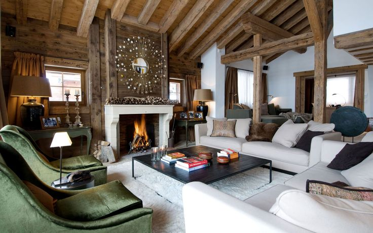 Chalet Dent Blanche - CAANdesign | Architecture and home design blog