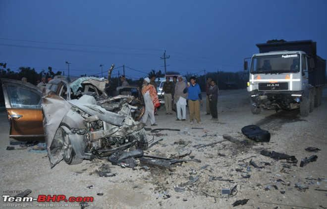 Accidents in India - PICS - Page 1161 - Team-BHP
