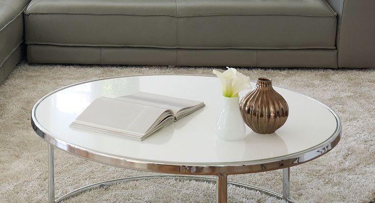 Tiarni coffee & lamp tables