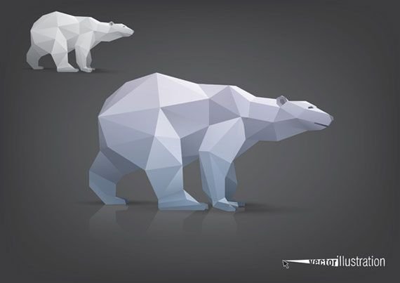 http://seeker9.com/wp-content/uploads/2012/01/Vector-animal-stylized-triangle-polygon-model-5.jpg