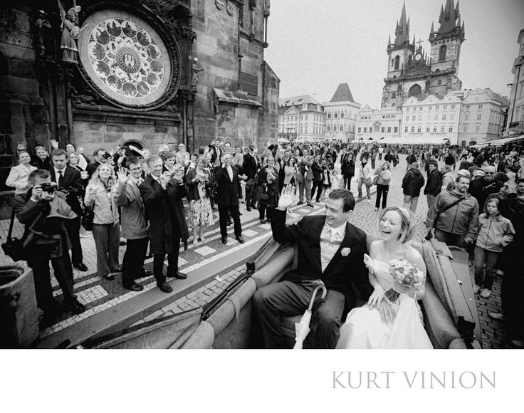 London wedding & Prague pre wedding photographer - Old Town Hall Weddings Prague: A&J traveled over from London for their destination wedding at Prague's Old Town Hall.