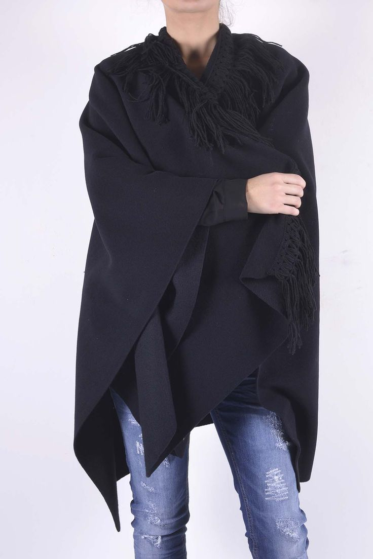 Enjoy the season with this cape ... Just like a #blanket