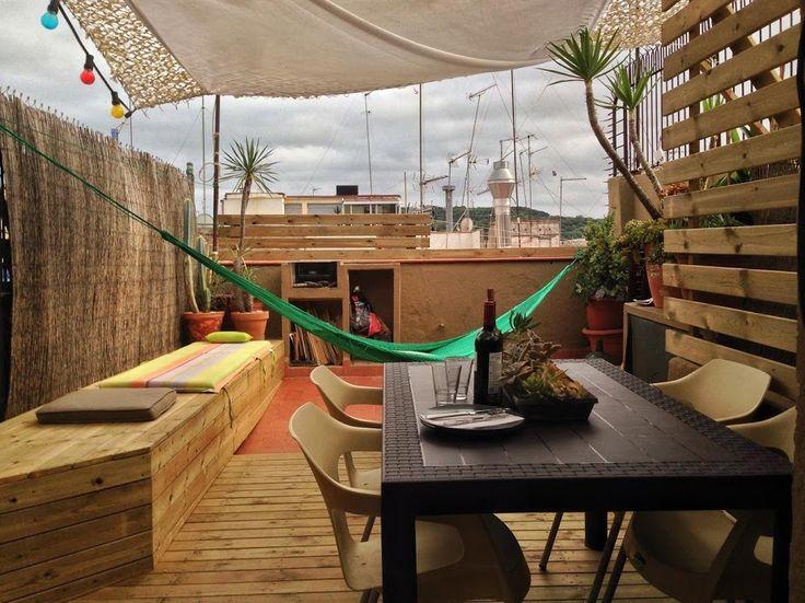 ATICO SOLARIUM - MONTHLY RENTAL apartment, Barcelona, Spain.