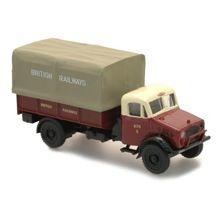 1:76 Scale British Rail Bedford 3 Tonner