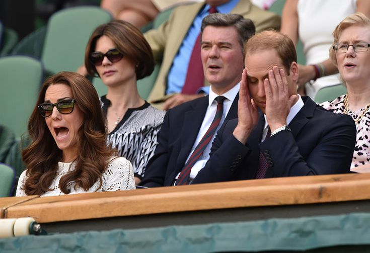 When royals take Wimbledon – 17 best photos of the fashion, the cheering and the surprise moments