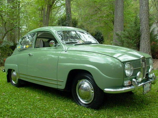 #SouthwestEngines Saab 96 - Introduced in 1960 and was produced until January 1980.