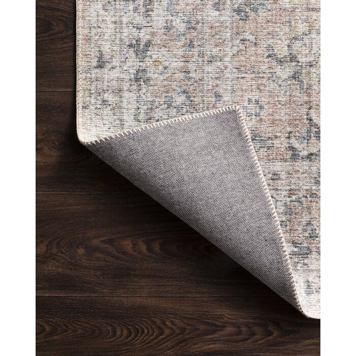 Skye Persian Inspired Blush Gray Area Rug Grey Area Rug Blush Rug Area Rugs