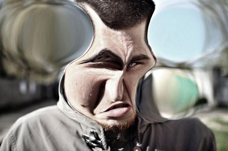 Злость порой может наносить пусть невидимые, но сильные удары, менять и уродовать людей