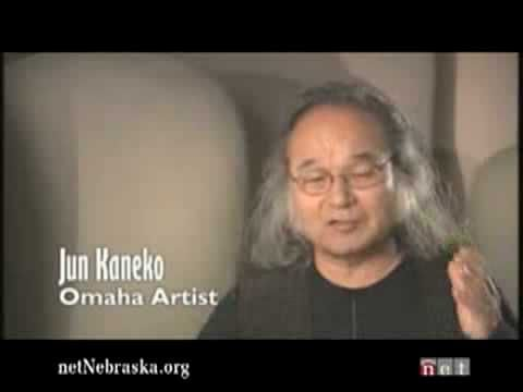 JUN KANEKO - handbuilding ceramic sculptor extraordinaire! His colossal pieces can weigh as much as 1,000 lbs. His work generally takes FOUR months of drying time and up to a 35-day FIRING process!!